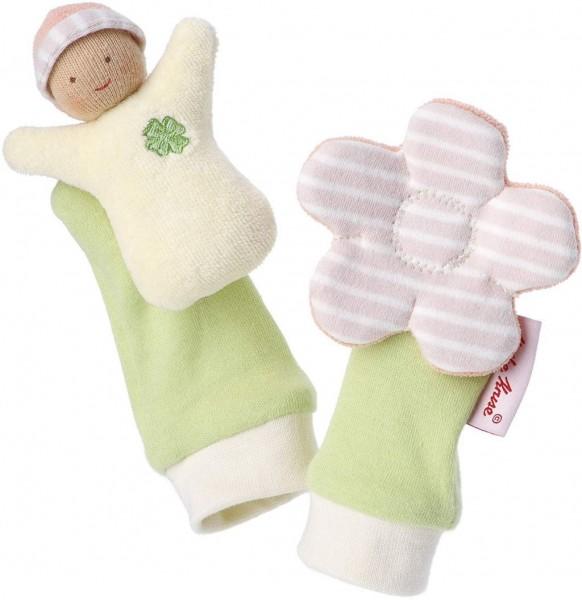 Käthe Kruse 0191376 Glücksengel Activity Socken, mehrfarbig