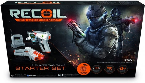 Goliath Toys 90515 Recoil Starter Set