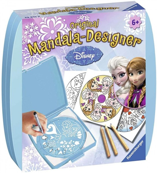 Ravensburger 29835 Mandala Designer Mini Frozen