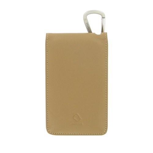 Case für iPod G5 30G beige Leder, Schutzhülle, Tasche