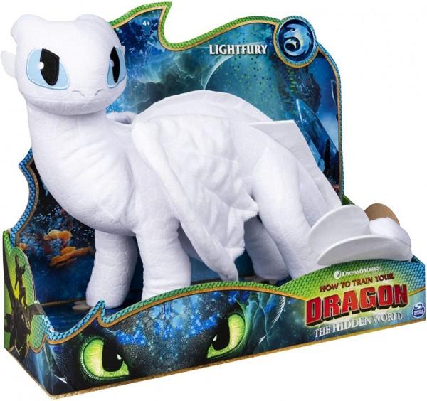 Spin Master 6052953 Dragons Lightfury (Tagschatten) Plüsch