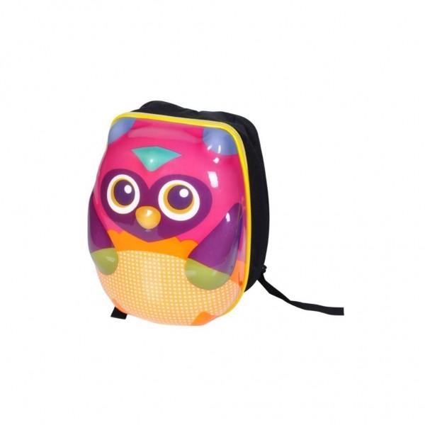 Knorrtoys 14602 Rolly-Trolley Backpack, Kinderrucksack, Eule
