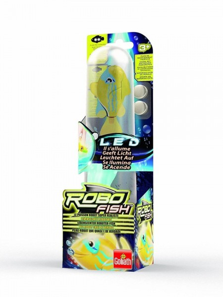 Goliath 32548 Robo-Fisch Yellow Lantern