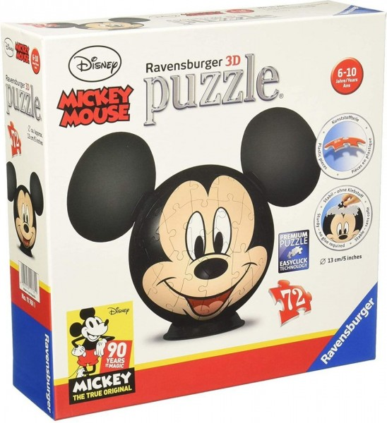 Ravensburger 11761 Mickey Mouse 3D-Puzzle