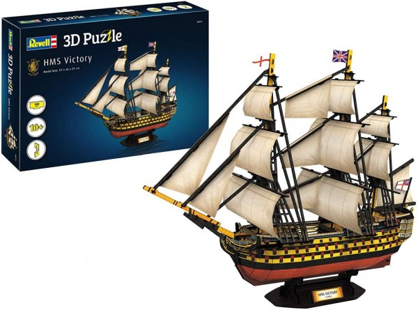 Revell 3D Puzzle 00171 HMS Victory