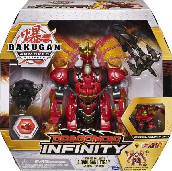 Bakugan 6058342 Armored Alliance Dragonoid Infinity Sammelfigur