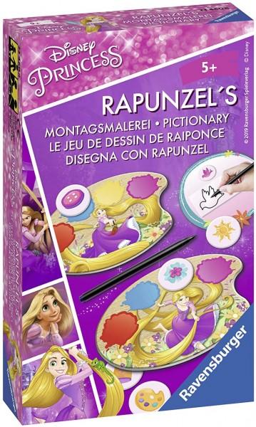 Ravensburger 23460 - Rapunzels Montagsmalerei
