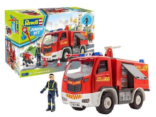 Revell 00819 Feuerwehr-Auto mit Spielfigur