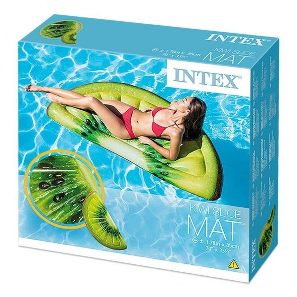 Intex 58764EU Lounge Kiwi Slice, 178 x 85 cm