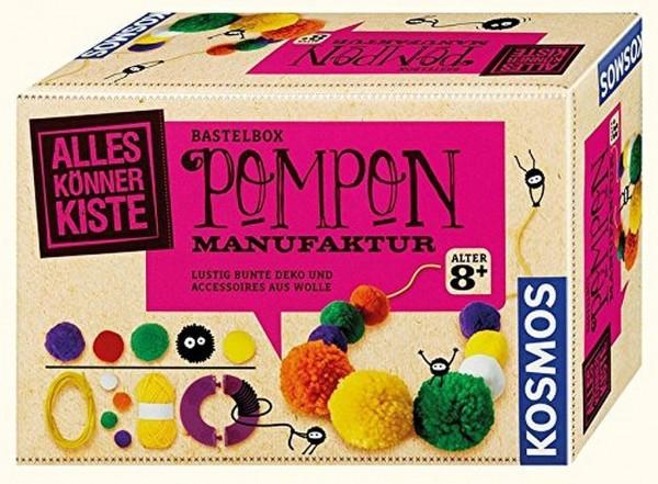 Kosmos 604134 - AllesKönnerKiste, Pompon-Manufaktur