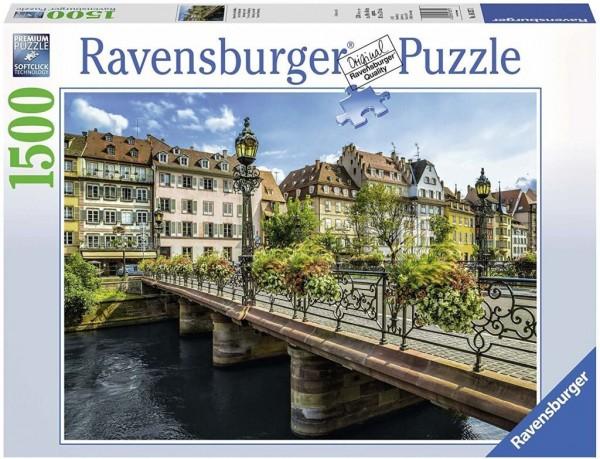 Ravensburger - Sommerliches Straßburg, 1500 Teile