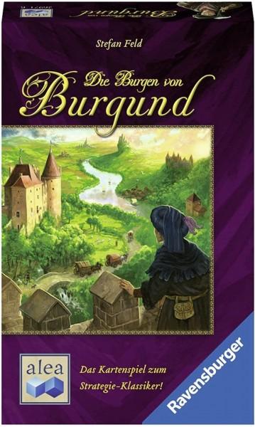 Ravensburger 26971 Die Burgen von Burgund Kartenspiel