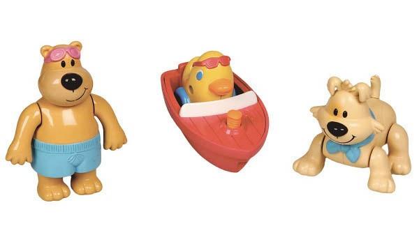 Zapf Creation 810392 Baby born® Mini Schwimmtiere 3-fach sortiert Zubehör