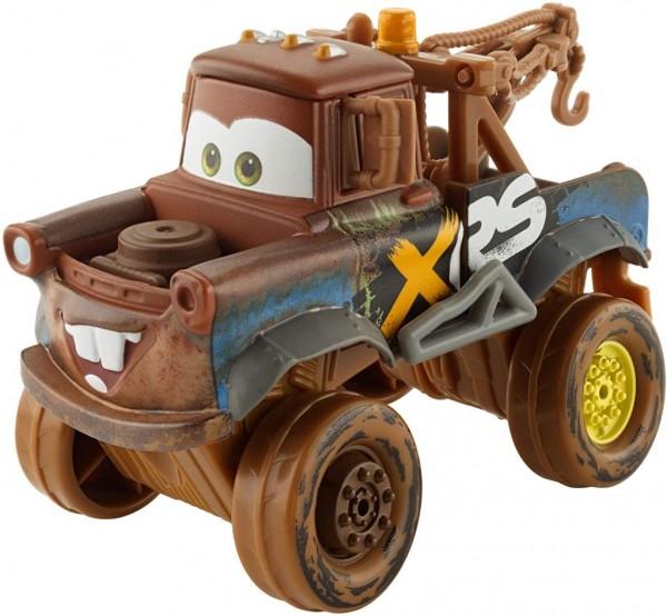 Disney Cars GBJ47 - XRS Xtreme Racing Serie Hook