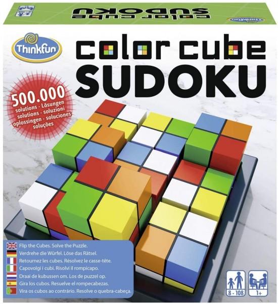 ThinkFun 76342 - Color Cube Sudoku