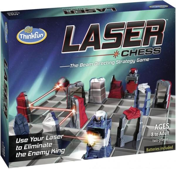 ThinkFun 76350 - Laser Chess