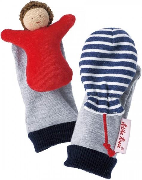 Käthe Kruse 0191377 Lausbub Engel Activity Socken, mehrfarbig