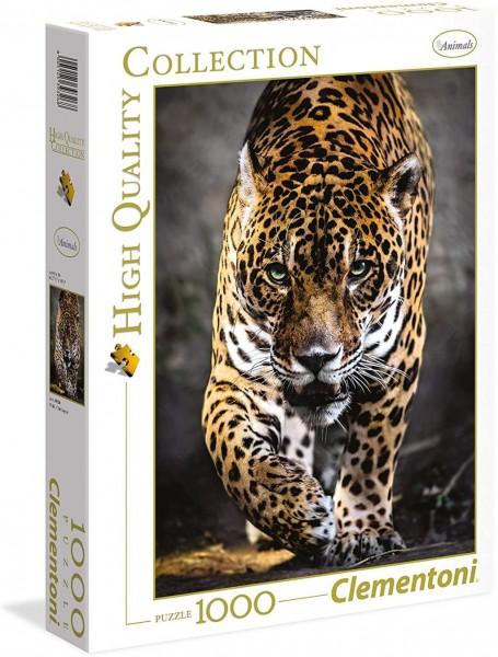 Clementoni 39326 Tiger-HQC Puzzle, 1000 Teile
