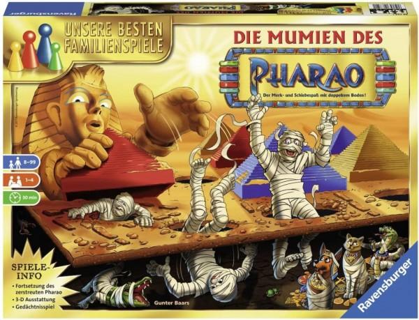 Ravensburger 26752 - Die Mumien des Pharao
